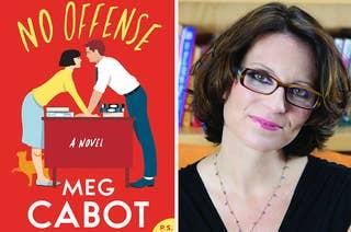 No Offense book cover / Meg Cabot