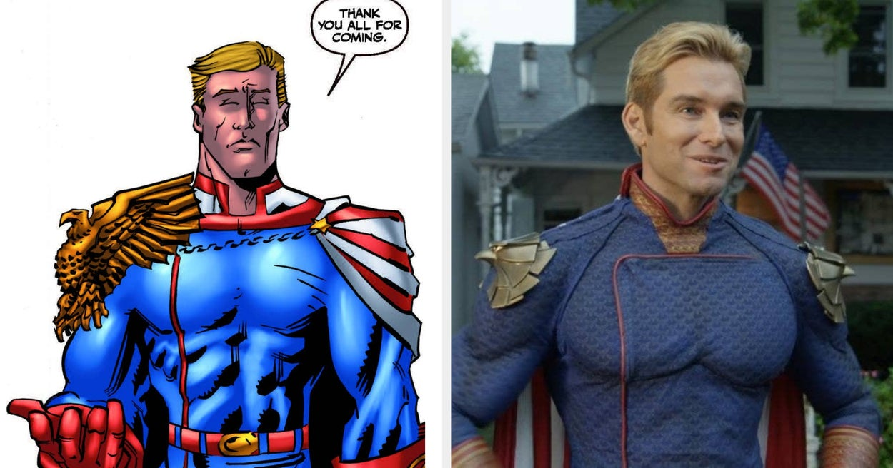 19 Actors Who Were Perfectly Cast And Styled As Comic Book Characters thumbnail