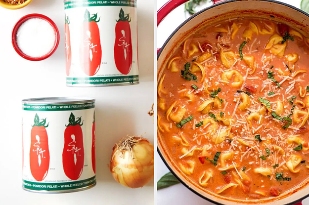 www.buzzfeed.com: 21 Easy Soups That All Start With A Can Of Tomatoes