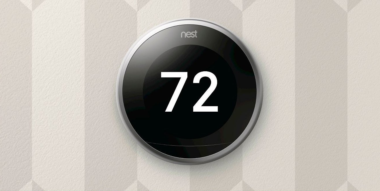 The digital thermostat