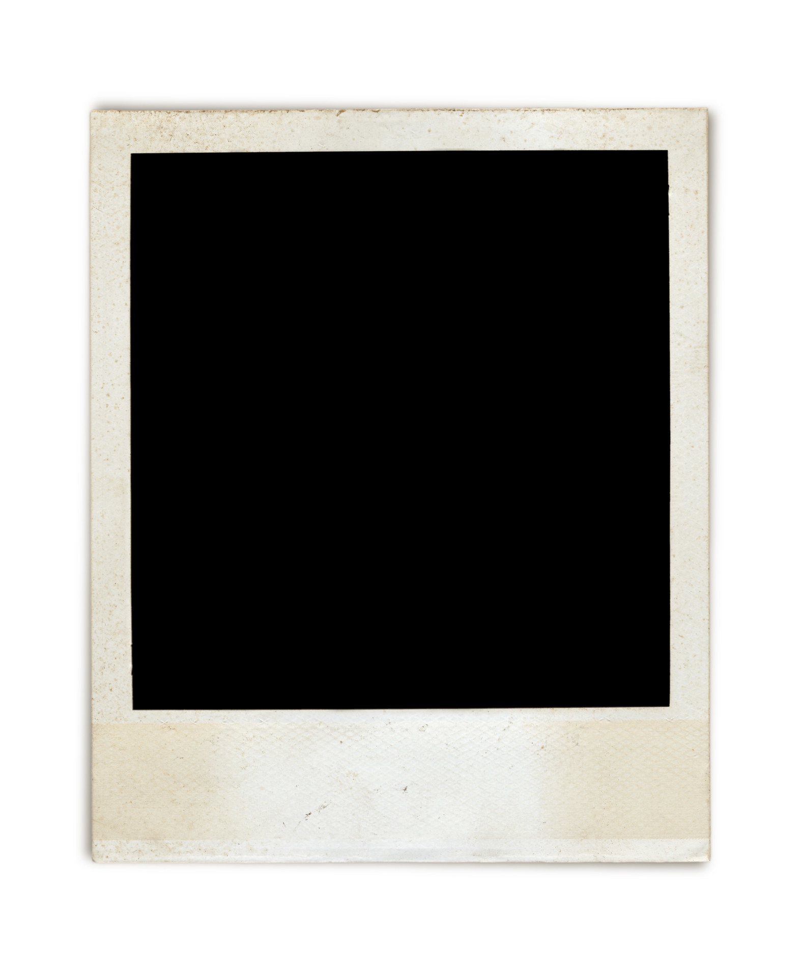 A photograph of blackness