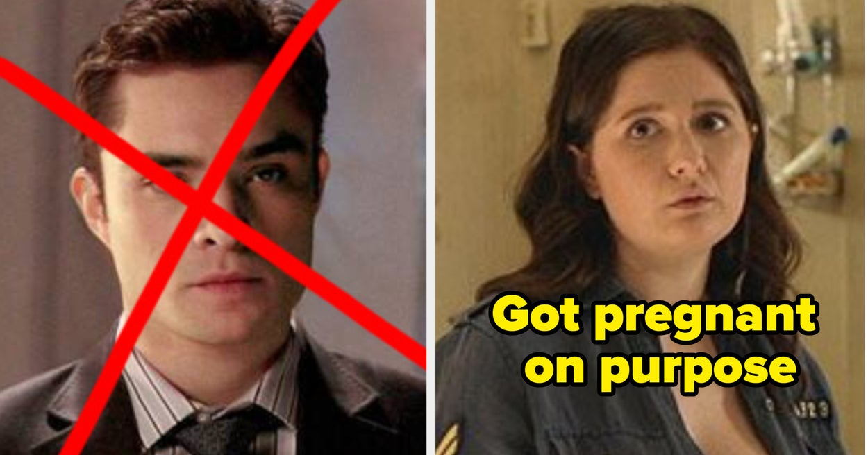 15 TV Characters Who Were So Bad, They Should've Been Killed Off