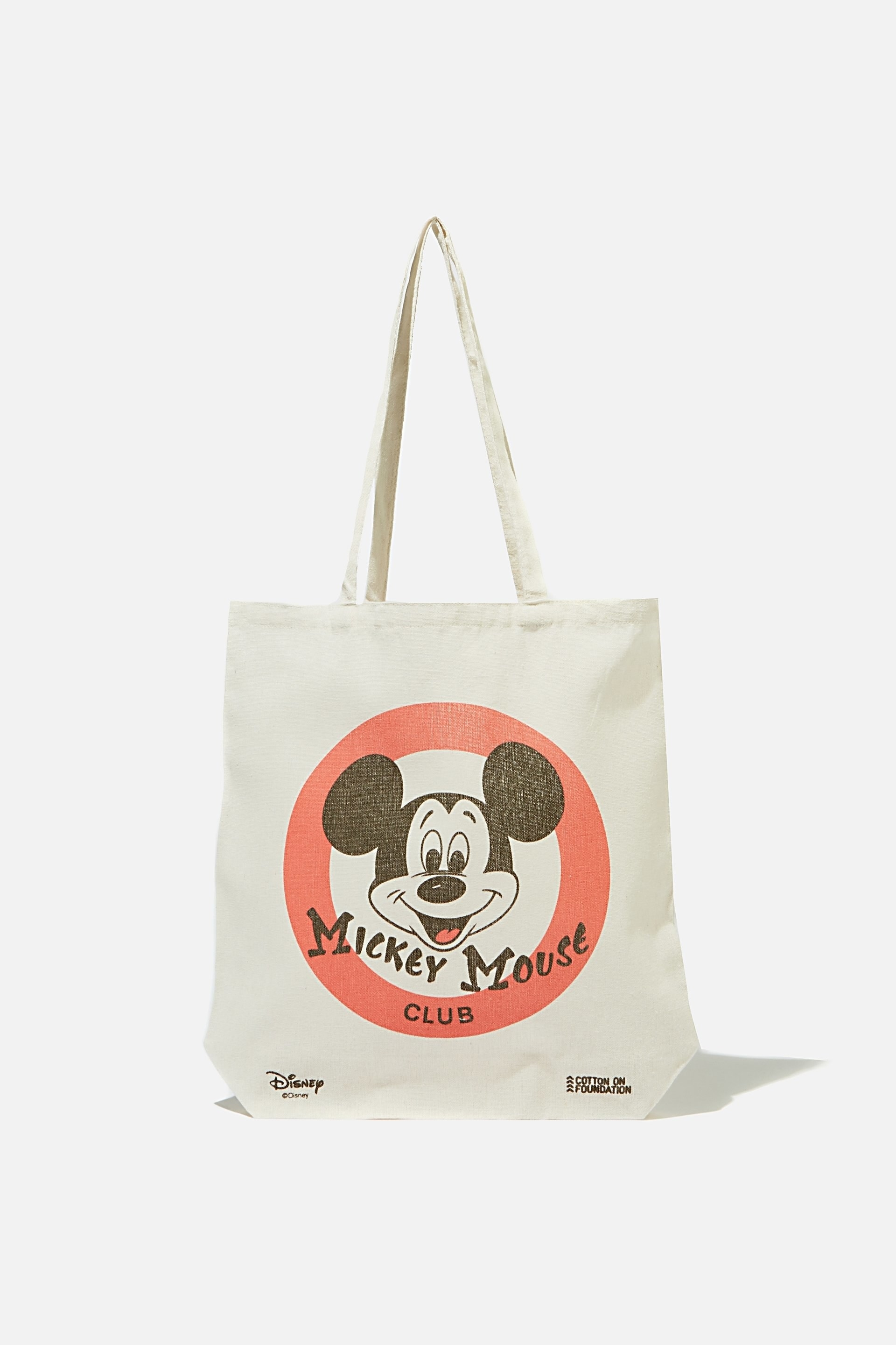 mickey mouse club tote