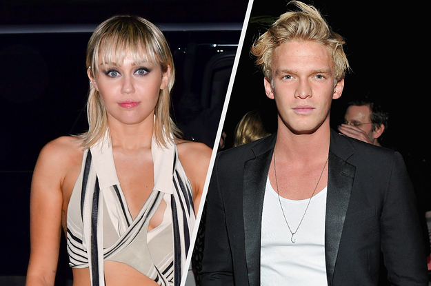 Miley Cyrus And Cody Simpson Have Reportedly Broken Up