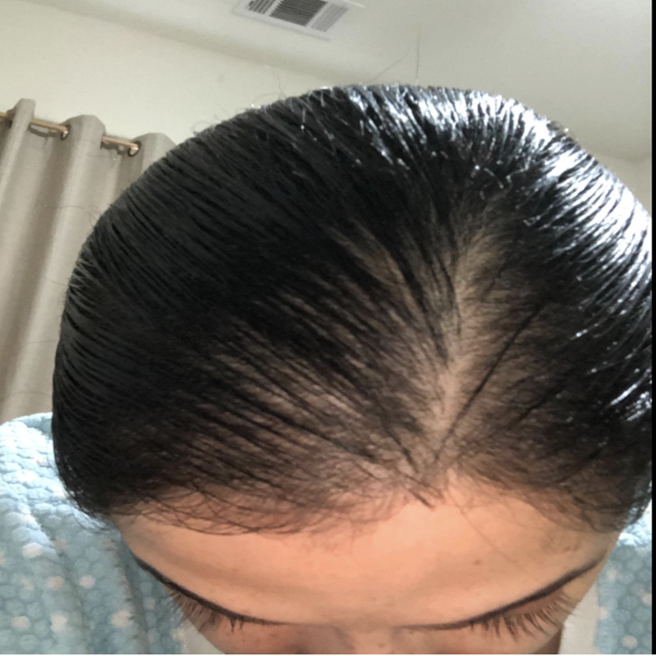 Same reviewer with much more hair