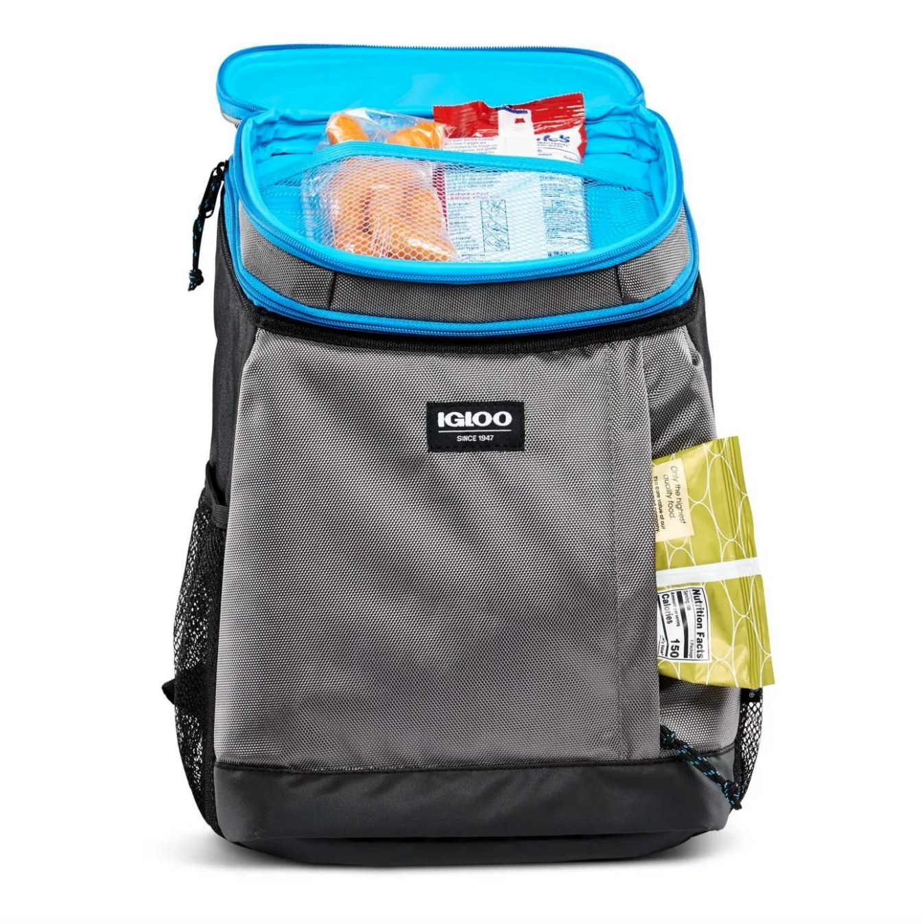 The backpack cooler