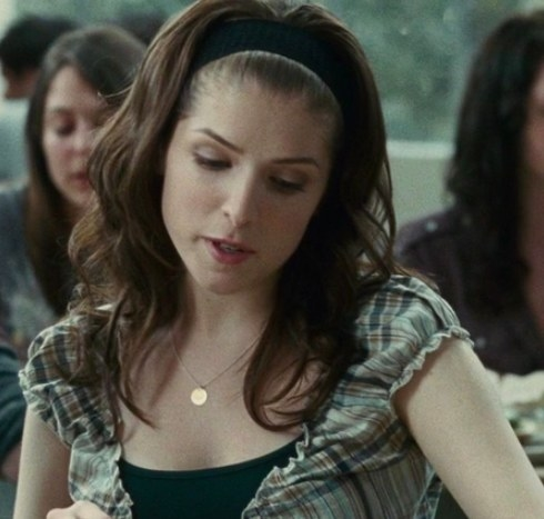 Anna Kendrick as Jessica Stanley in Twilight