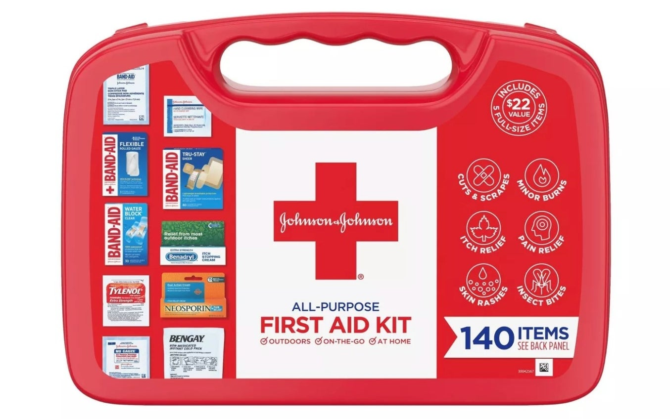 The first aid kit