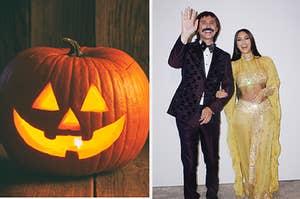 Pumpkin and Jonathan Cheban.