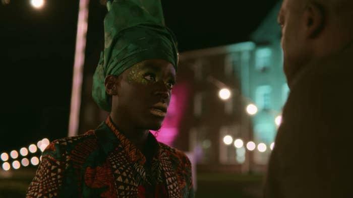"""Ncuti Gatwa as Eric on """"Sex Education"""""""