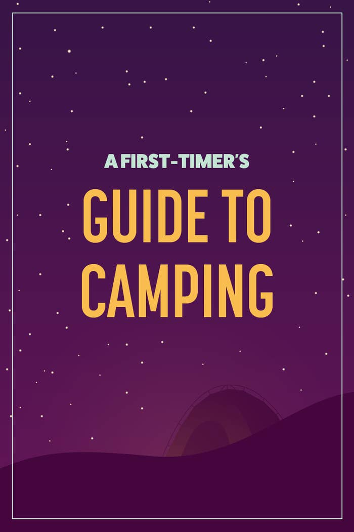 A First-Timer's Guide to Camping