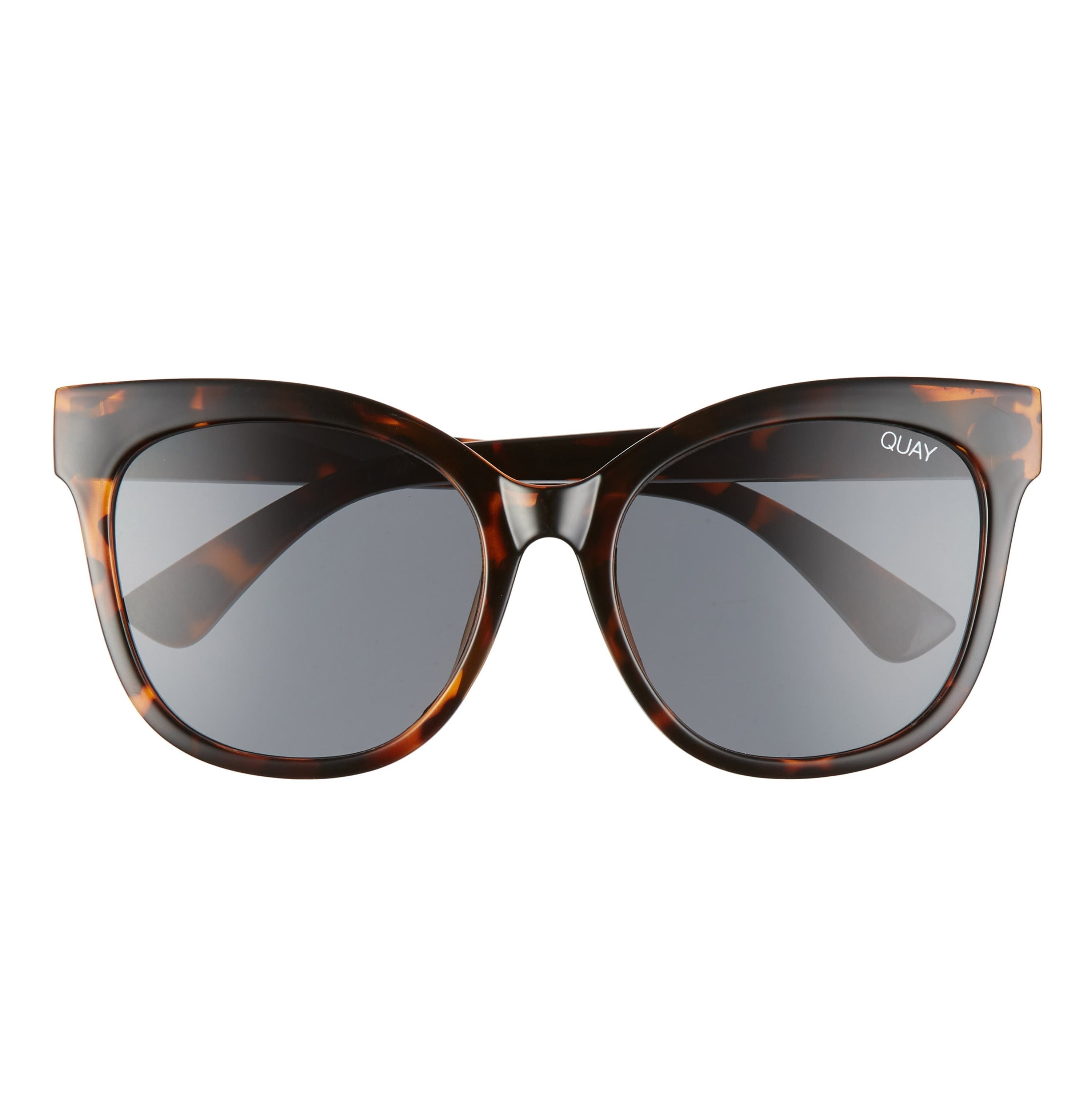 tortoise shell cat-eye sunglasses