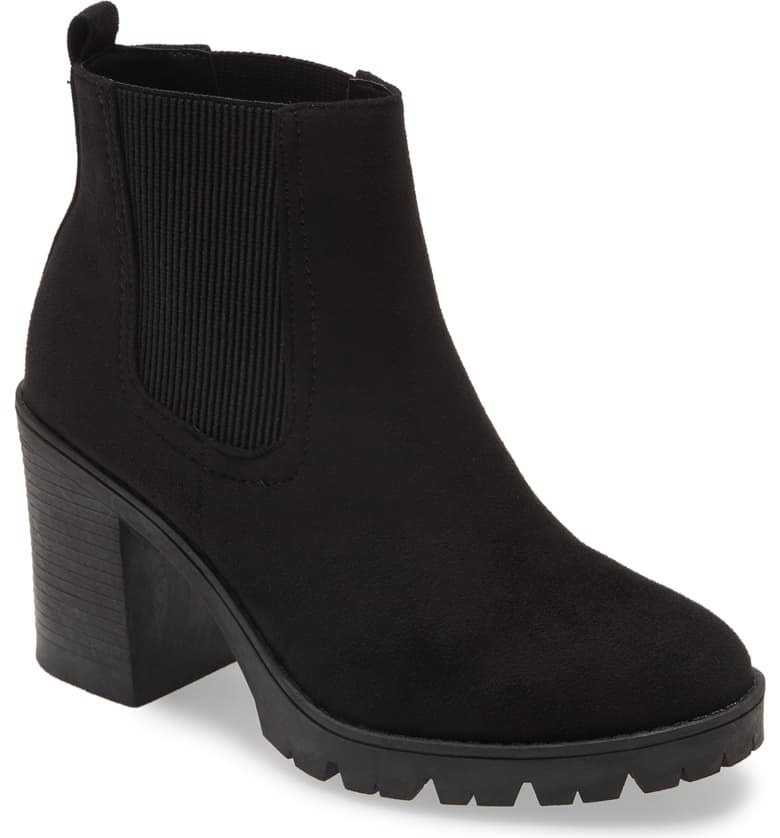 The Topshop Byron Chelsea Boot