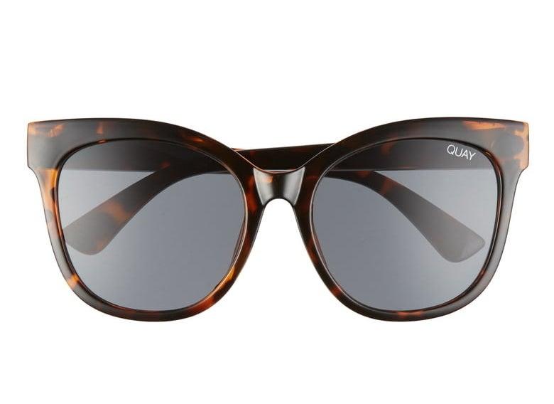 "The Quay Australia ""It's My Way"" 55mm Cat Eye Sunglasses"