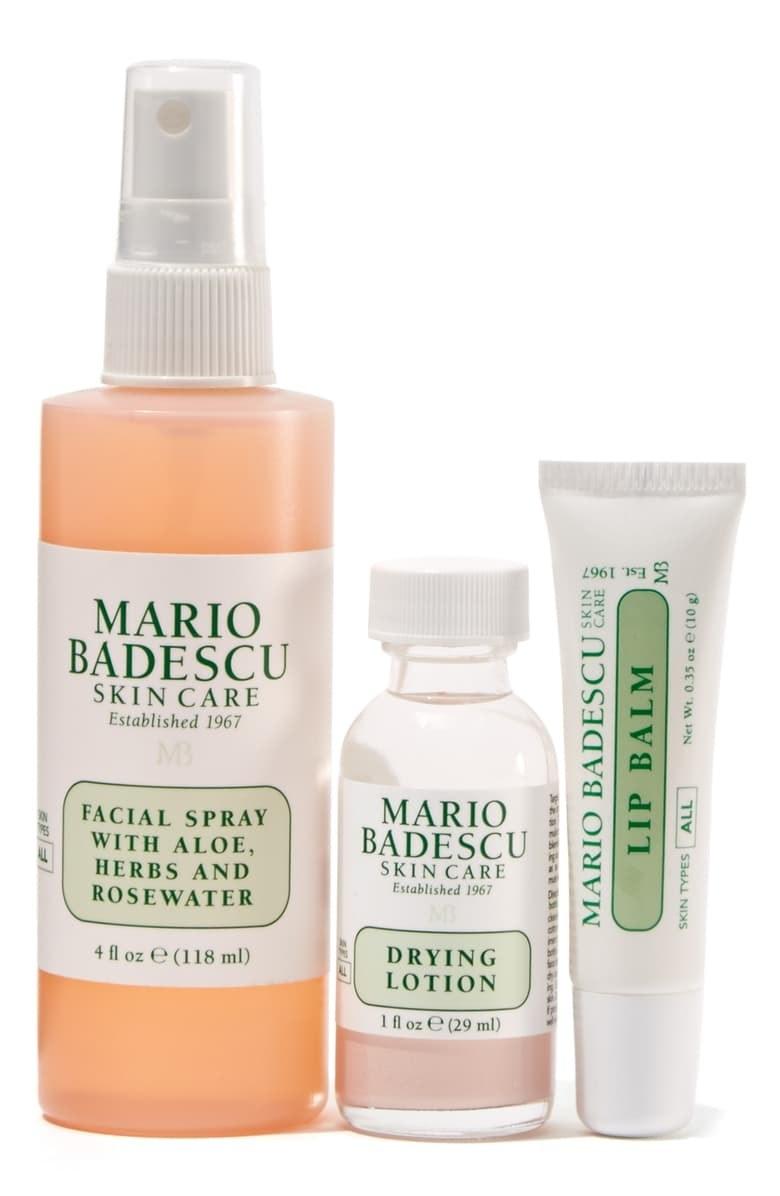 The Maria Badescu Essentials Set
