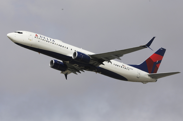 A Delta Flight Was Forced To Turn Around After Two Passengers Refused To Wear Masks thumbnail