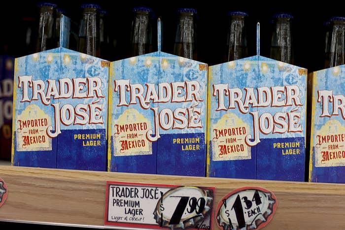 Trader José beer