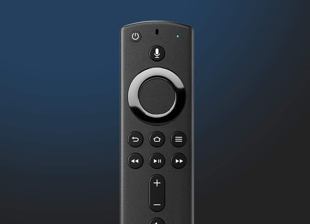 The Amazon Fire remote