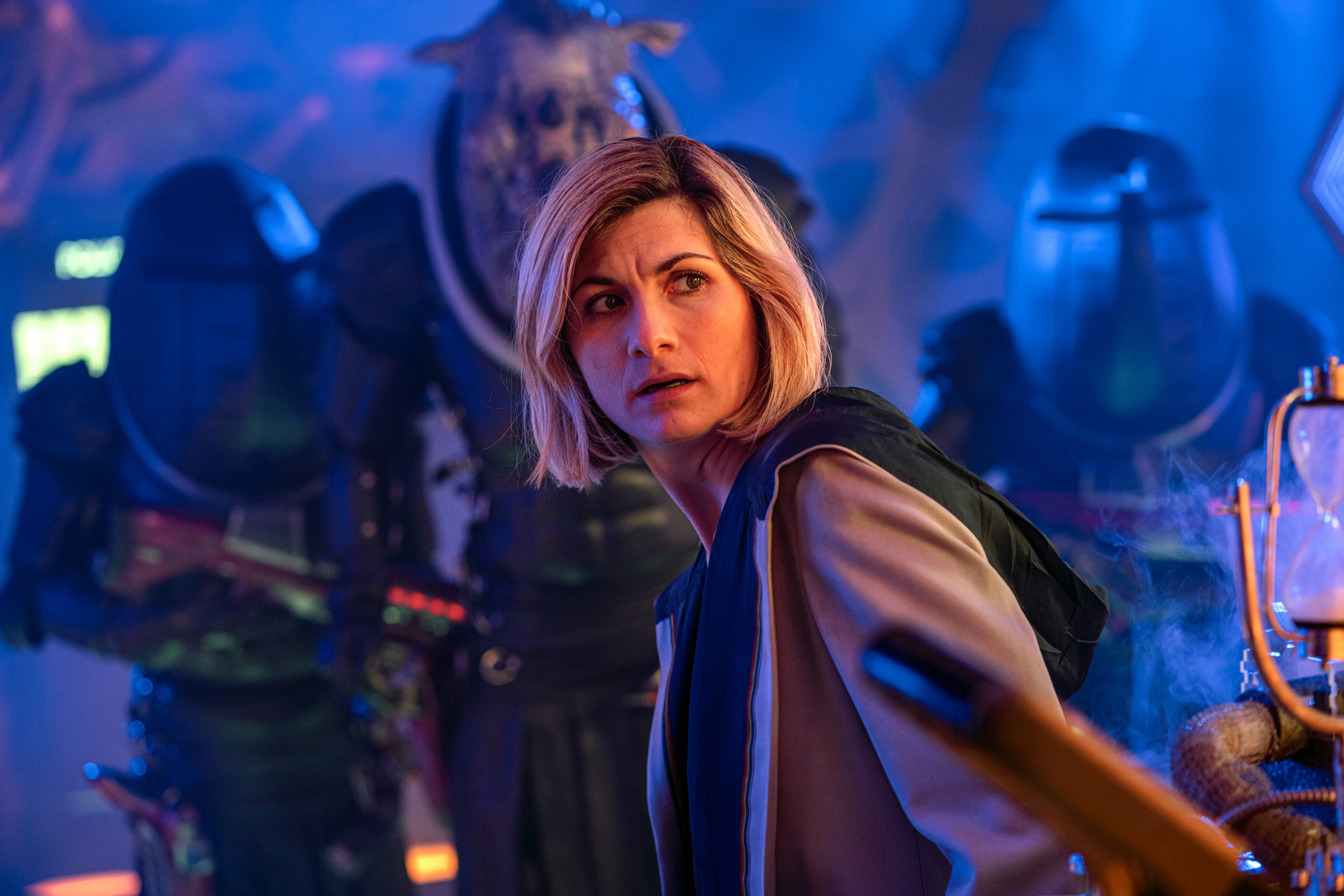 The Thirteenth doctor.