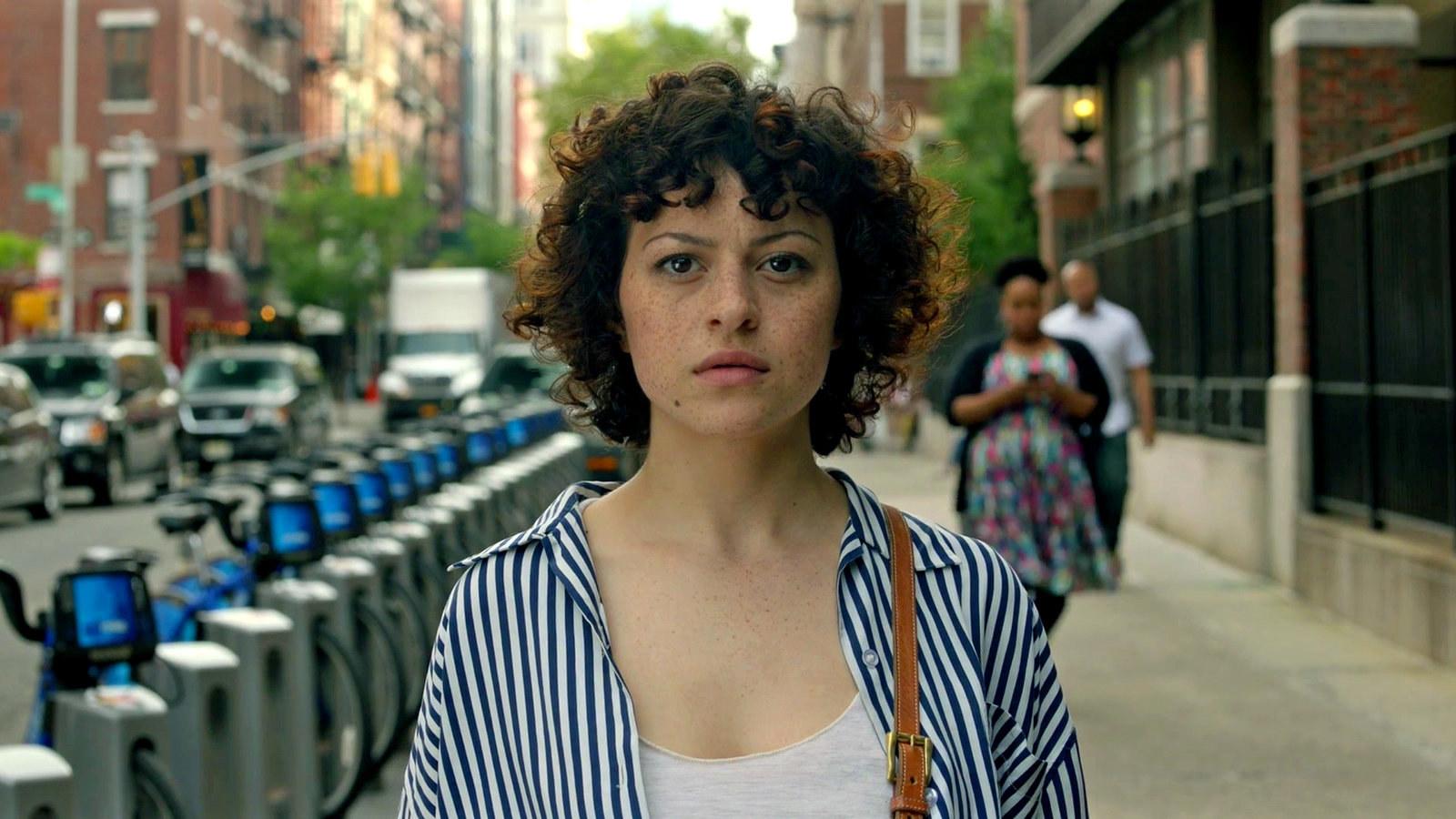 """Alia Shawkat in """"Search Party"""""""