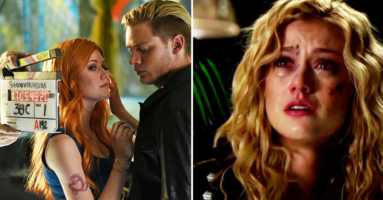 Katherine Mcnamara Shadowhunters And Arrow Interview
