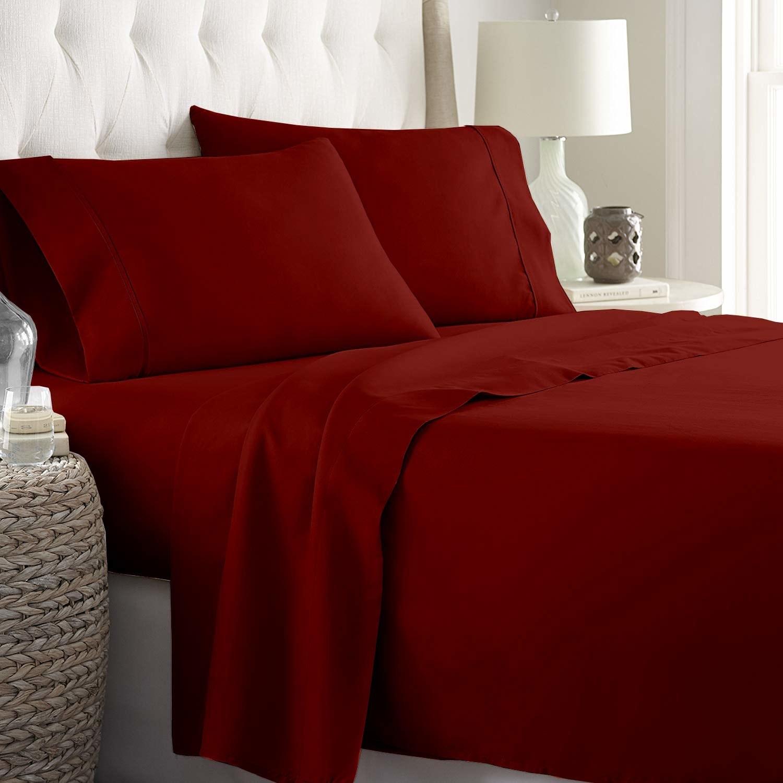 Egyptian cotton bedsheet