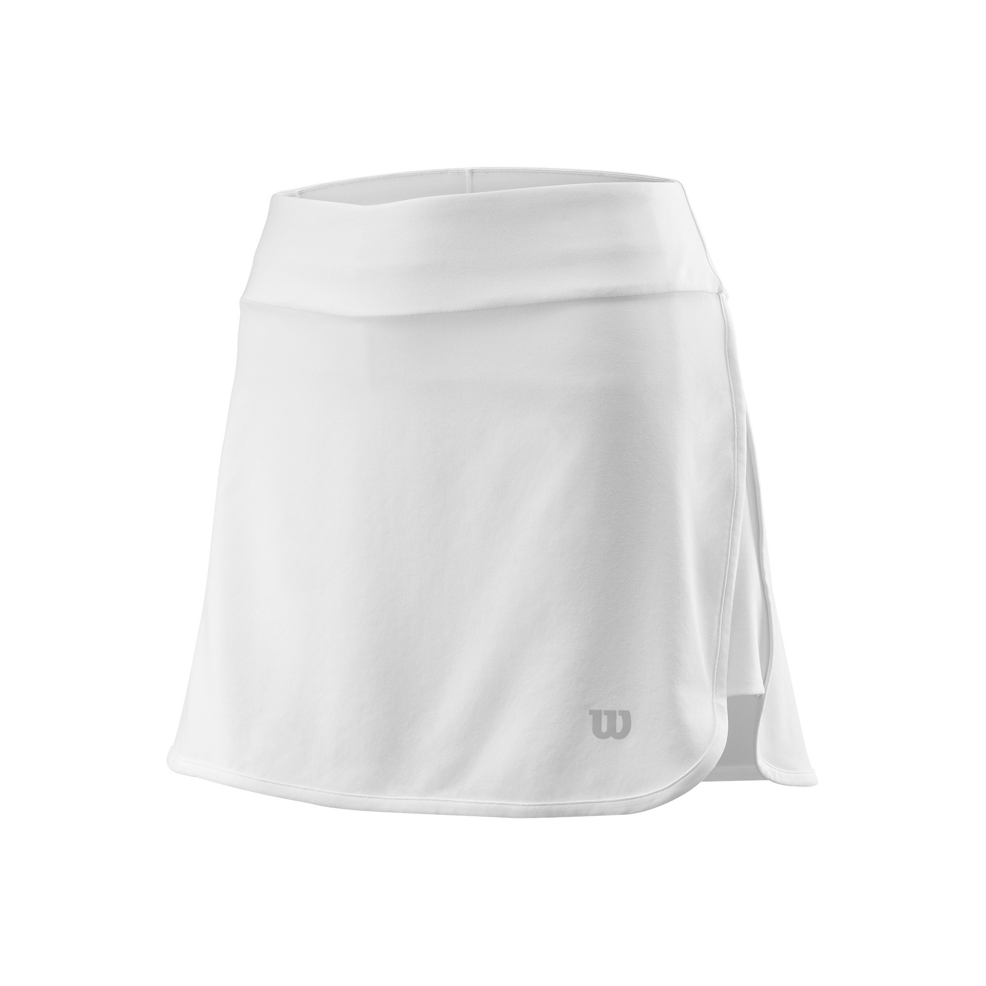 white wilson tennis skirt