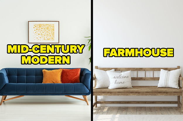 This 20-Question Color Quiz Will Reveal Your Dream Home Aesthetic