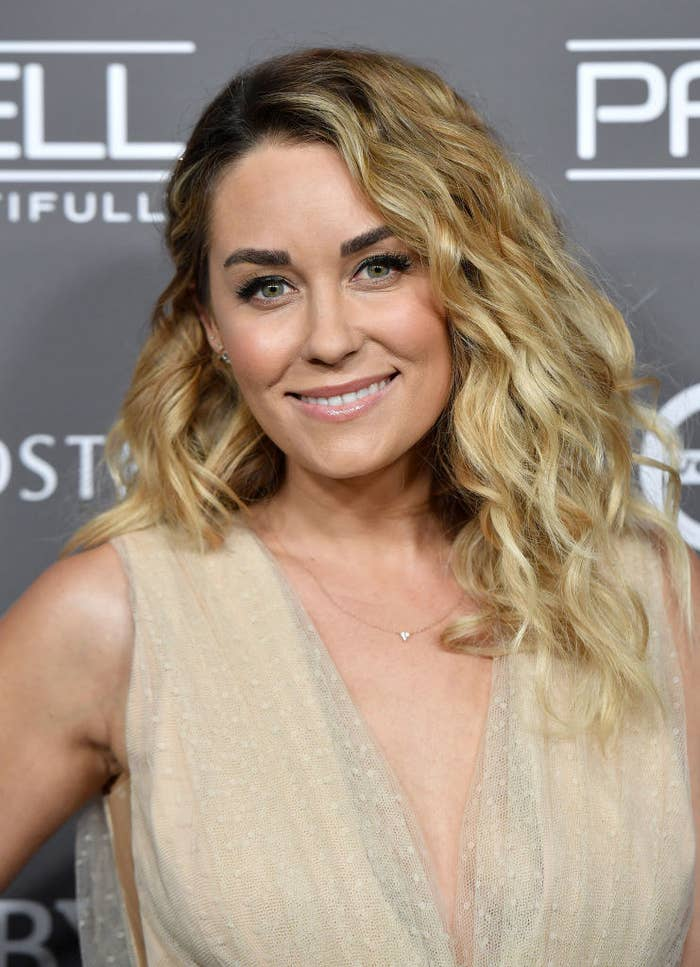 Lauren Conrad on a red carpet