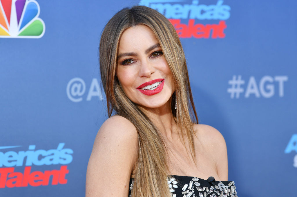 "Sofia Vergara attends the ""America's Got Talent"" Season 15 Kickoff"