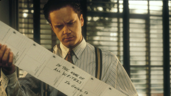 Tim Robbins as Griffin Mill in The Player (film)