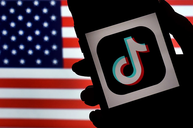 Trump Just Declared TikTok A National Emergency And Has Threatened To Ban It