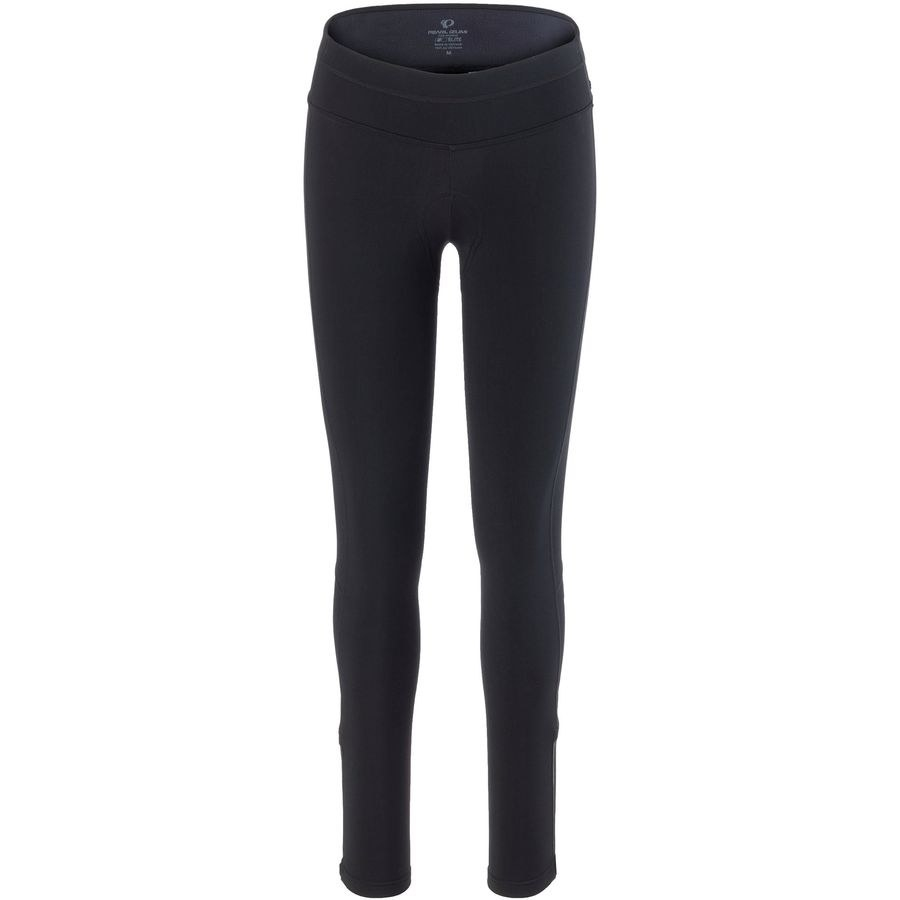 The thermal tights in black