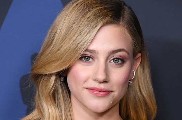 """Lili Reinhart On """"Chemical Hearts,"""" Teen Heartache, And How She Finds Inner Peace thumbnail"""