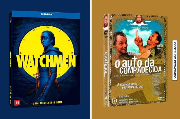 10 dos DVDs e Blu-rays mais populares da Amazon no momento