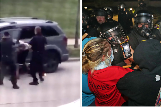 The National Guard Has Been Deployed To Kenosha After Police Shot A Black Man Who Was Walking To His Car BuzzFeed » World RSS Feed WORLD BRAIN TUMOR DAY - 8 JUNE PHOTO GALLERY  | PBS.TWIMG.COM  #EDUCRATSWEB 2020-06-07 pbs.twimg.com https://pbs.twimg.com/media/EVEfsVaUwAAvO_Q?format=jpg&name=small