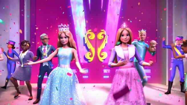 "Barbie Princess Adventure"" Is Coming To Netflix"