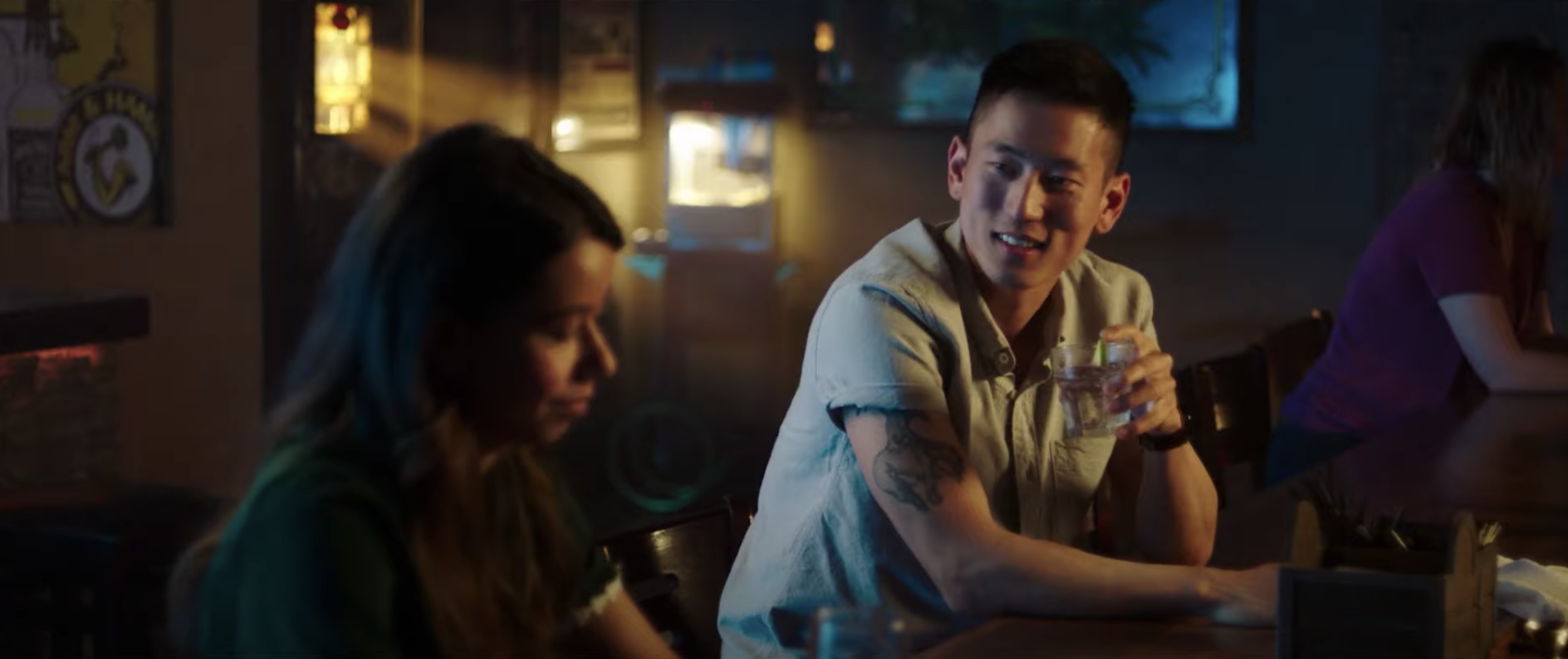 Jake Choi as Richie in Defintion Please