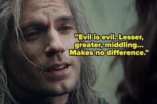 Geralt from