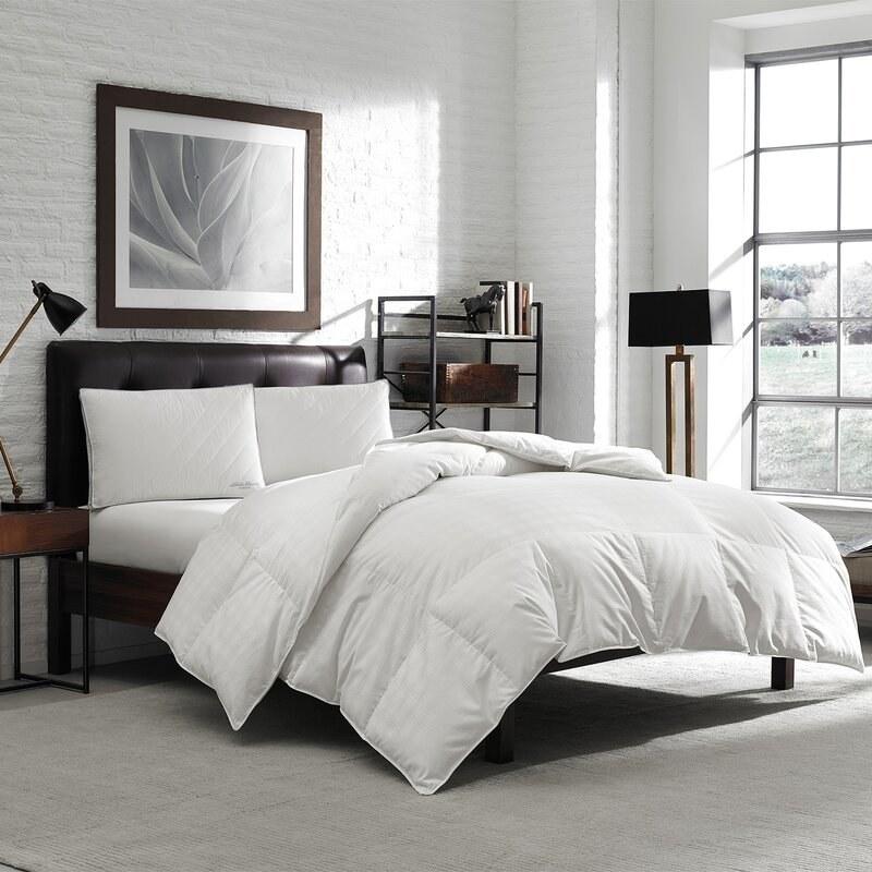 Eddie Bauer's oversized down comforter
