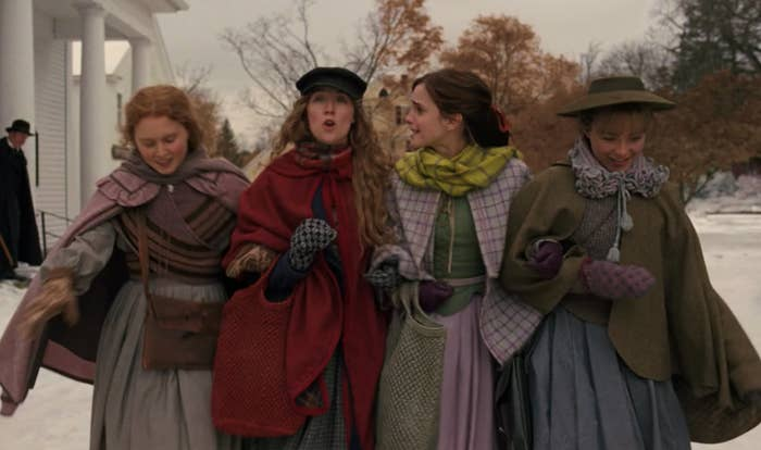Costume Details From Movies And Tv Shows That Are Brilliant