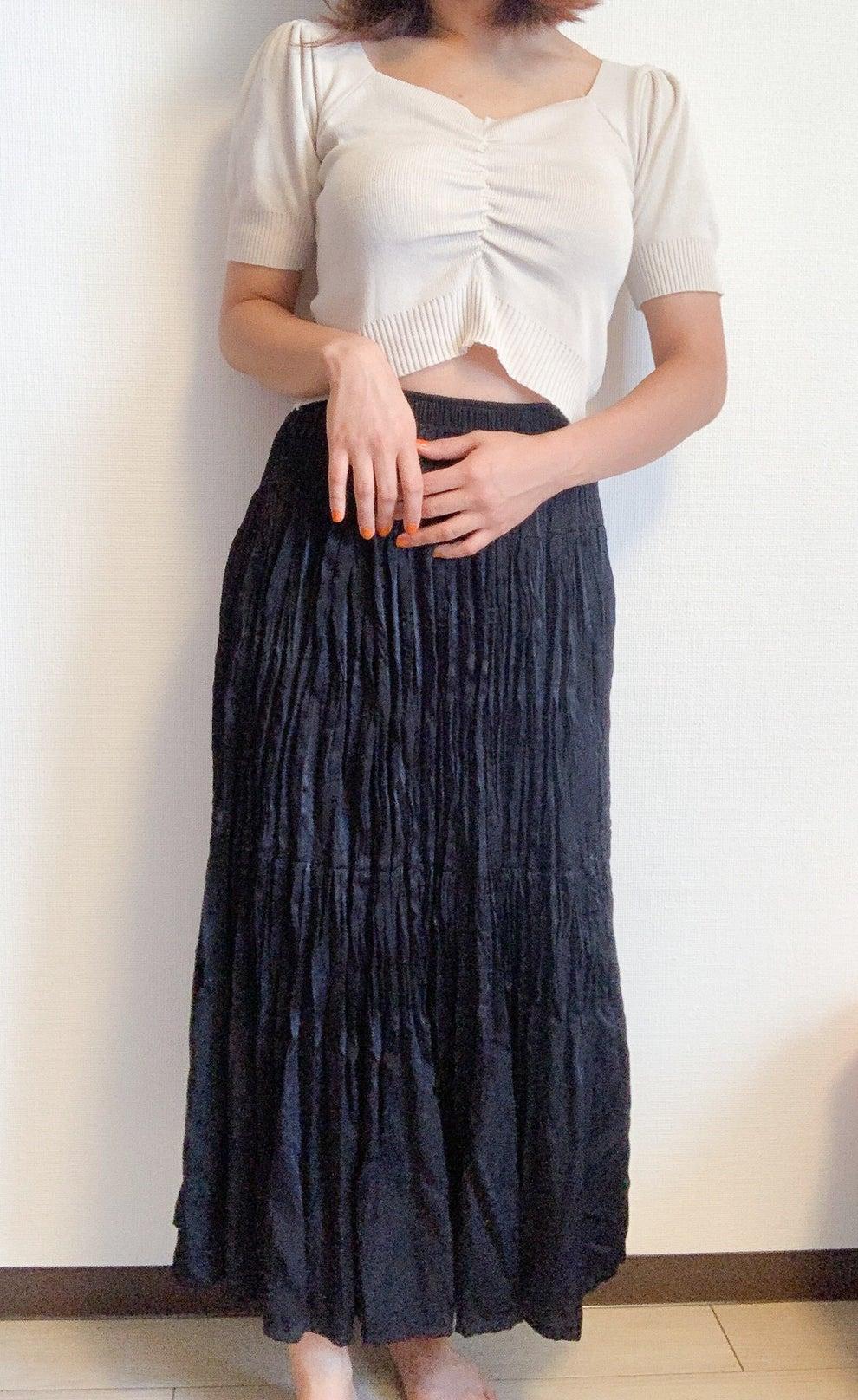 ユニクロ スカート
