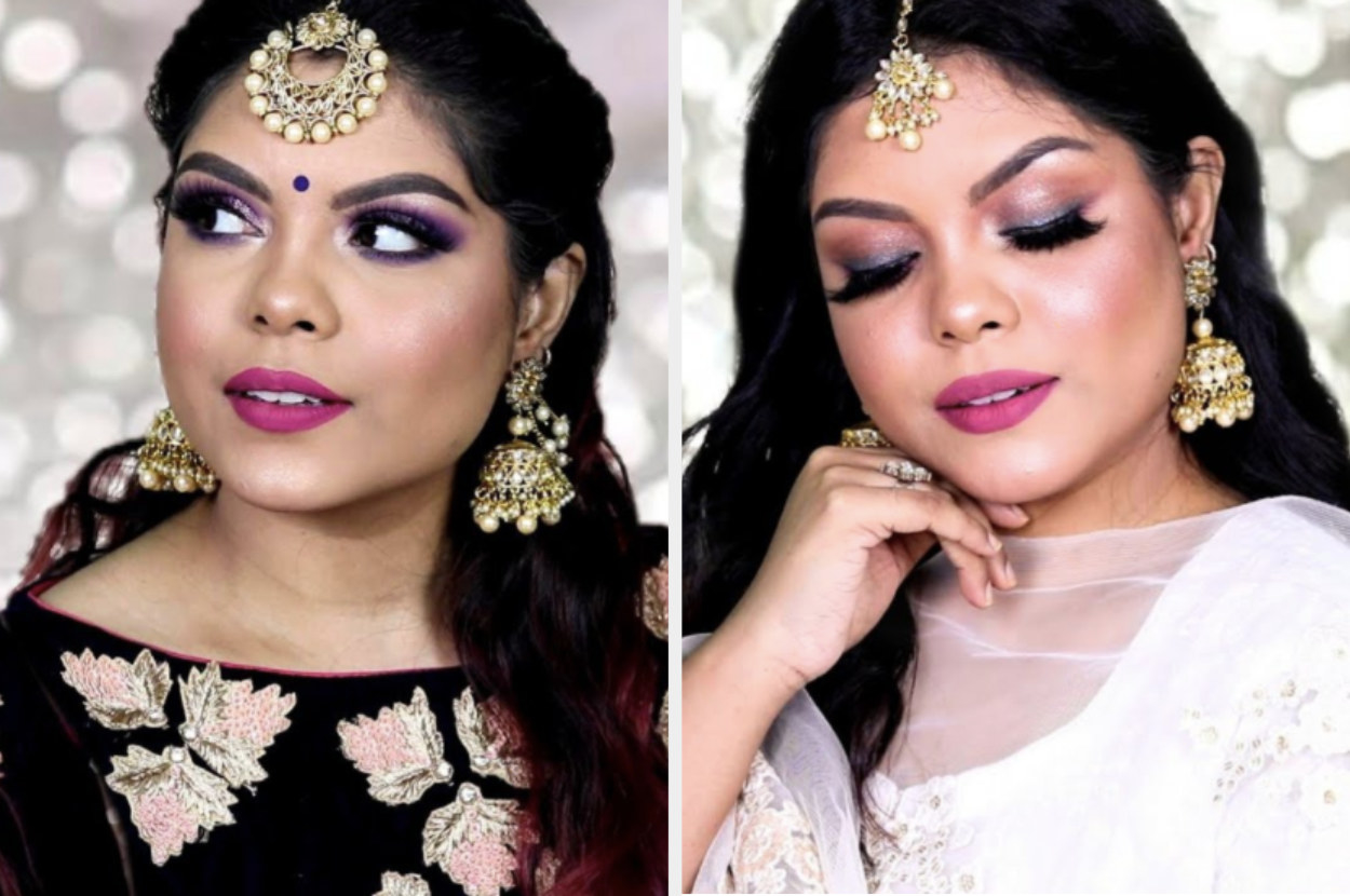 youtuber sohini chanda poses for the camera