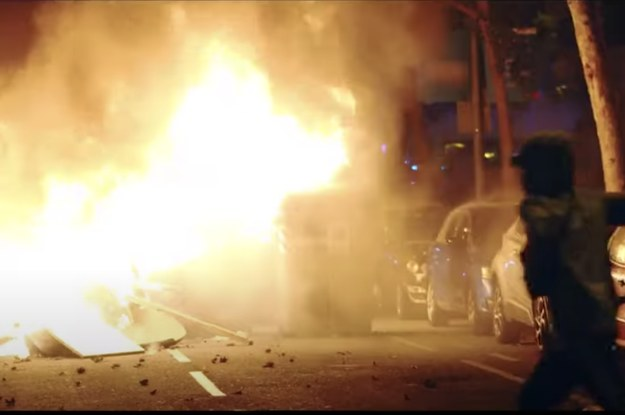 "RNC Video Showing Rioters In ""Biden's America"" Is Actually Spain"