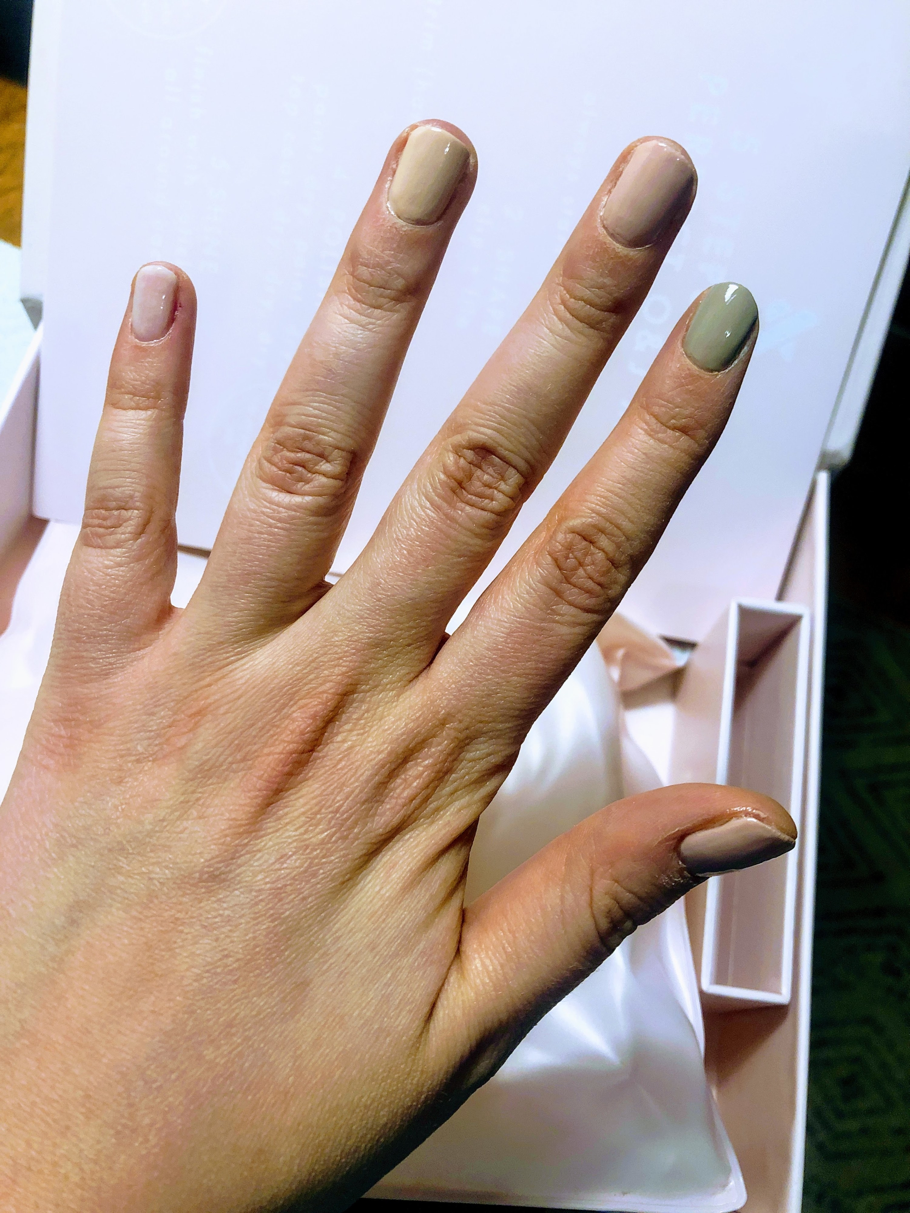Olive June S 7 Free Nail Polish Review A Must Have