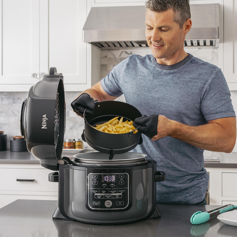 ninja food pressure cooker