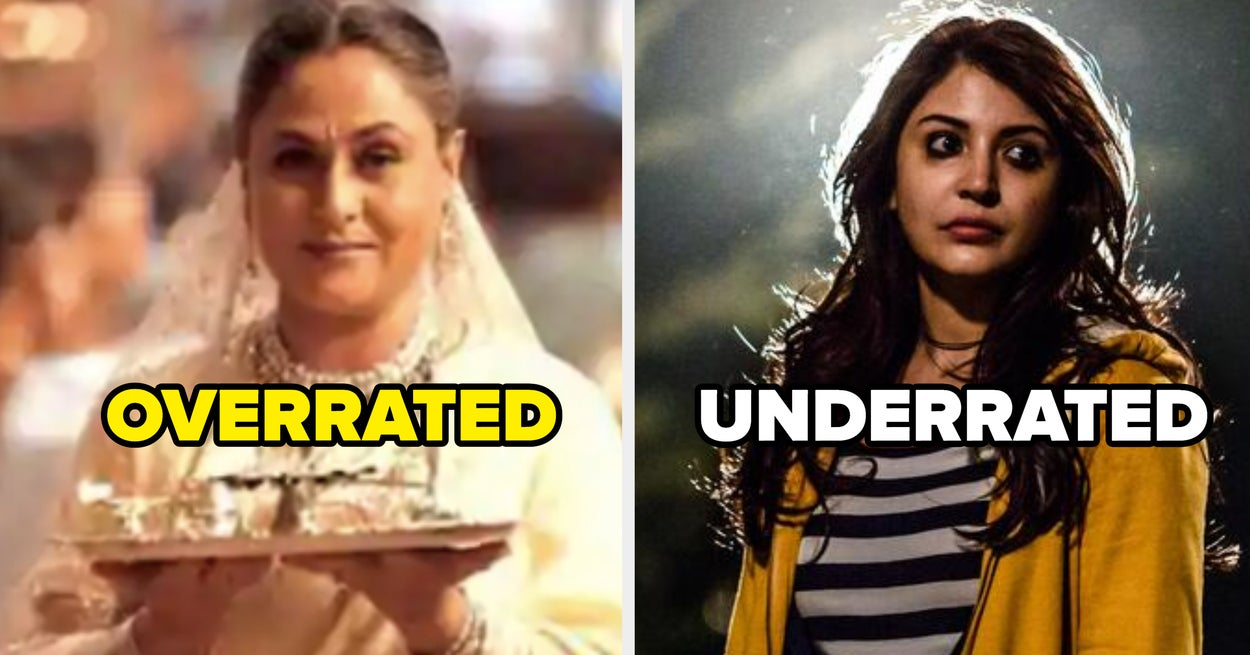 """This """"Overrated"""" Or """"Underrated"""" Bollywood Movie Quiz Will Guess Your Age With 91% Accuracy"""