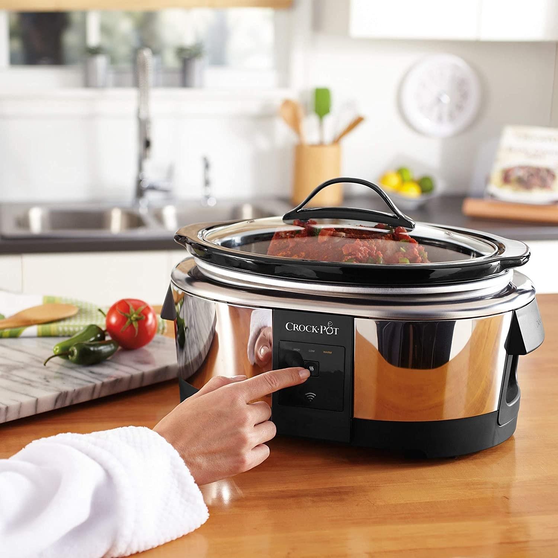 Alexa-enabled Crock Pot