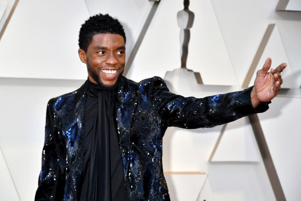 Chadwick at the Oscars