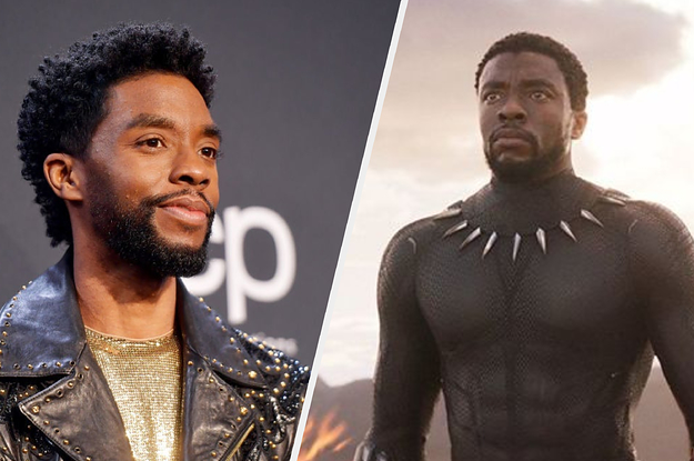 "Chadwick Boseman ""Black Panther"" Actor Has Died"